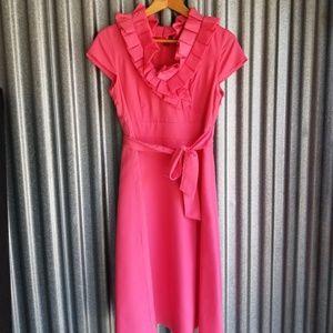 Dress - Pink Summer Dress